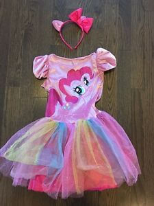 Girls My Little Pony- Pinkie Pie Halloween Costume- $20