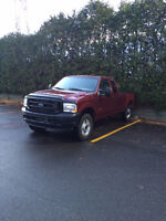 2004 Ford F-250 4x4
