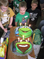 World Championship Martial Arts Does Birthday Parties!