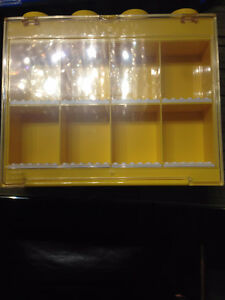 Brand New Lego Mini figure case retired products