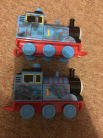 Thomas mega bloks trains