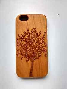 iPhone 5 Wood Case Kawartha Lakes Peterborough Area image 1
