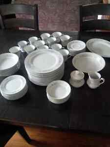 Fine China Setting for 12