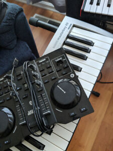 Music production gear