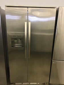 Electrolux Stainless Steel Double Door Fridge