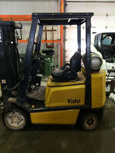 chariot elevateur lift truck yale glc050