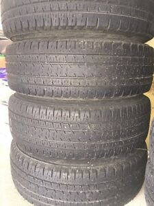 225/70 R16 All Season Tires on Alloys  London Ontario image 3
