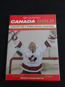Canada Gold--Canadian Men and Women Hockey Champions