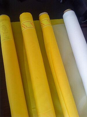 3 Yard Screen Printing Mesh Fabric Yellow Screen Diy Stretch Screen 200m80t