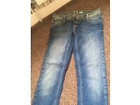 Size 12 river island jeans