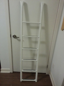 Steel Ladder with Hooks