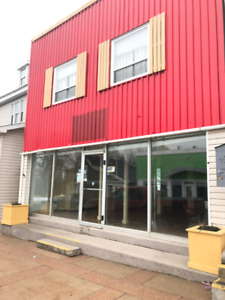 Commercial Space For Lease/Rent In Prime Location- St George NB
