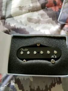 Fender noiseless tele bridge pickup