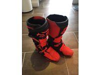 Fox comp 8 boots