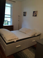 Furnished Room in a big 4 1/2 - All included!!