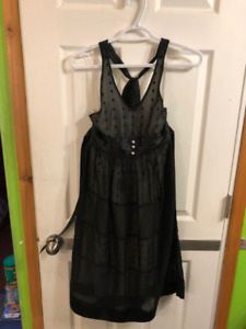 Girls Party Dress Size 10 Like New