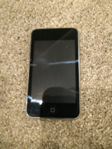 APPLE IPOD TOUCH A1288 8GB 2ND GEN BLACK
