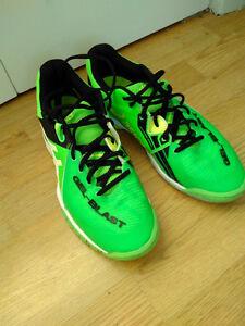 Chaussures Asics Badminton servi 2 fois