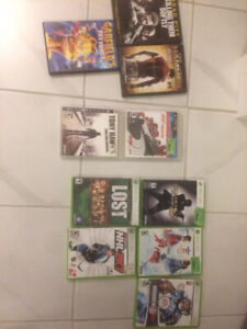 PS3, XBOX 360 and Movies