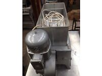 Potatoes chipper / electric commercial chipper machine (used)