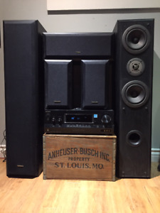 Sony/Technics Home Theatre System
