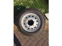 Ford transit tyre