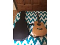 Tanglewood roadster guitar and case £130