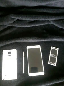 Samsung galaxy note 4 (parts phone)
