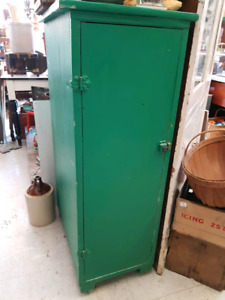 Antique Cupboard with Shelves