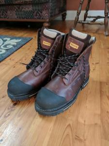 DAKOTA Steel-Toed Boots, Men's Size 14, never worn