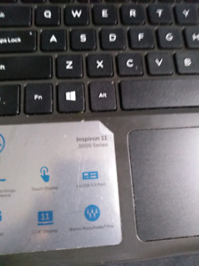 Looking for inspiron 11 3000 series laptop