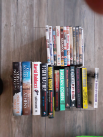 Free dvds & books