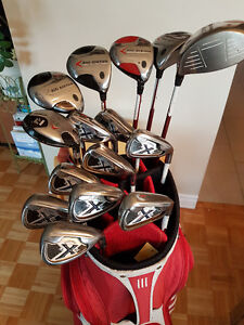 Callaway X 20 Ladies Right Hand Set West Island Greater Montréal image 1