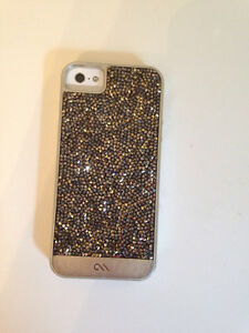 32GB iPhone 5 with Case-Mate Brilliance Case