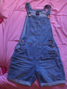 Denim Overall Shorts from Gap Kids