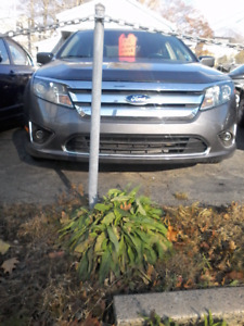 2012 Ford Fusion SEL. 4 Clyde