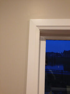 Baseboards and trims installations and Caulking and painting, Al Edmonton Edmonton Area image 4
