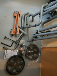 Ridgid mitre saw and table saw stand