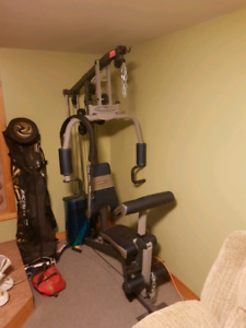 Impex Competition Home Gym