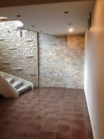 Interior stone and Tiling