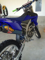 2014 yz250F, amazing shape!