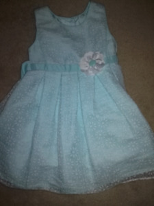 JONA MICHELLE DRESS SZ 3T!!