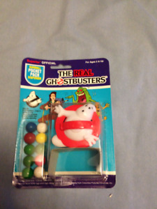 Vintage Ghostbusters gumball machine