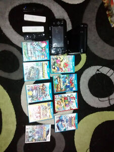 WiiU with games and 4 controllers, Can offer on anything West Island Greater Montréal image 2
