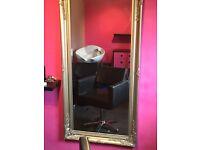 Hairdressing chair salon chair