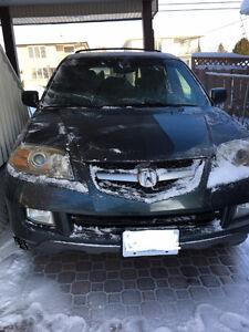 Acura MDX SUV 2006