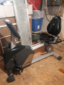Nautilus NR 1000 Excercise Bike