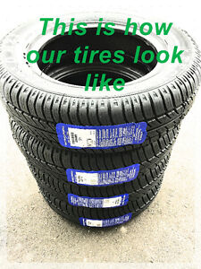 New All Season Tires BLOW OUT SALE R 15 16 17 in ALL SIZES