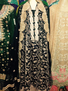 Pakistani Party and Bridal Dress. Eid Sale. $50/to $150 discount