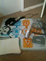 WII Set up. Quick pick up